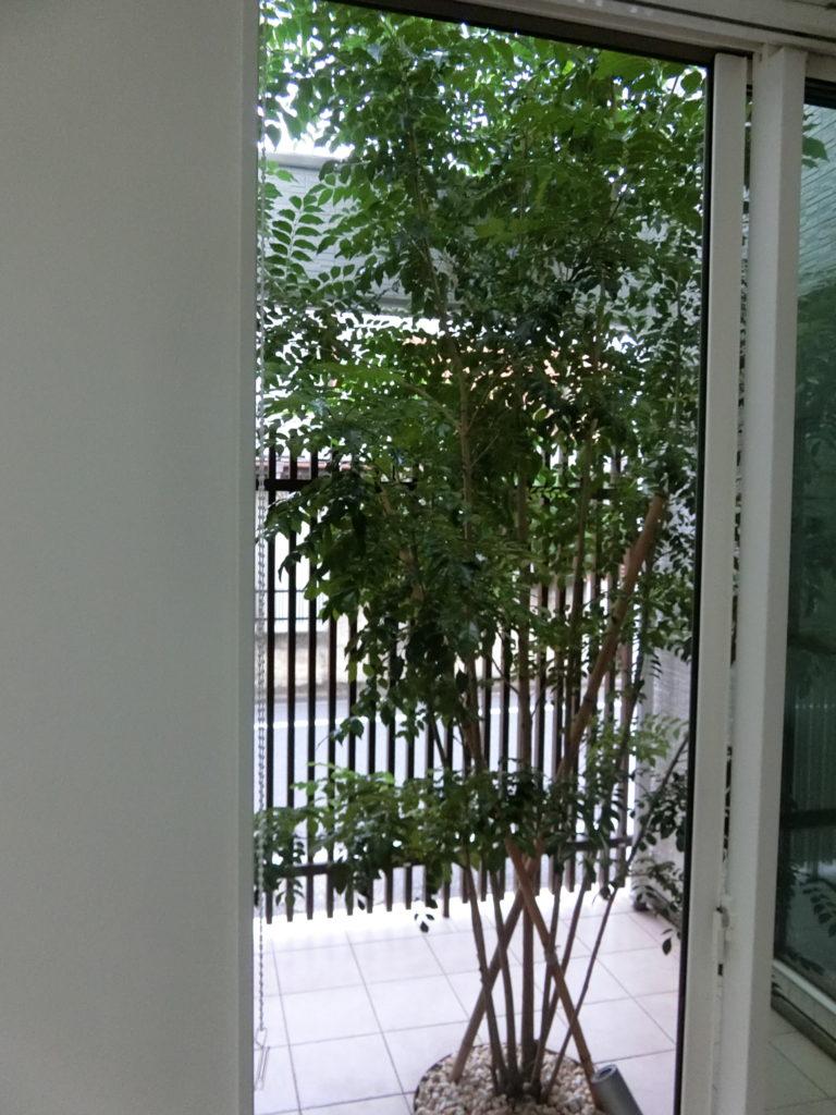 タイルテラス エクステリア 外構 エクステリアデザイン タイルデザイン おしゃれな外構 町田市 成瀬 Lantern ランタン
